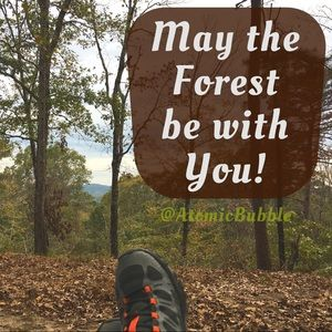 Shoes - May the Forest be with You!🌲